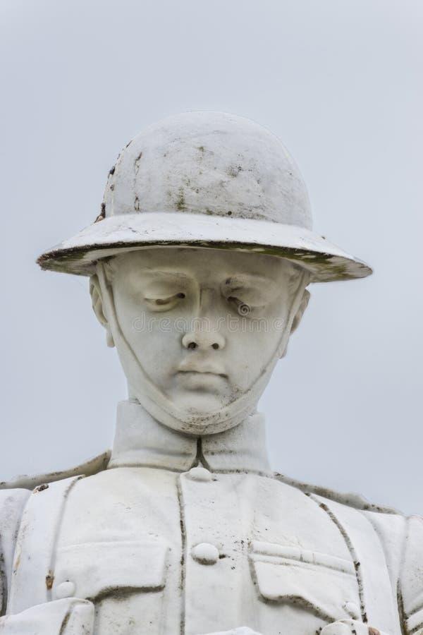 Πολεμικό μνημείο στο οχυρό William, Σκωτία στοκ φωτογραφίες με δικαίωμα ελεύθερης χρήσης