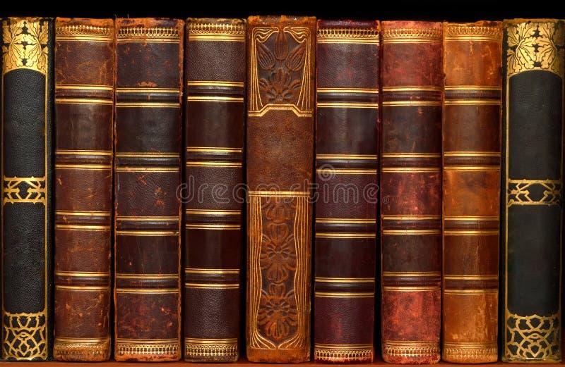 Πολιτισμική κληρονομιά Μυστική γνώση 3 βιβλίων στοκ φωτογραφία