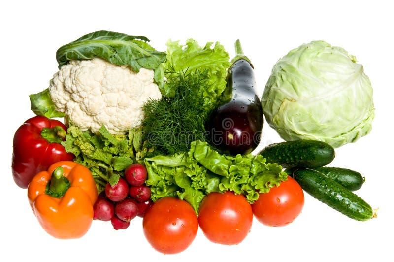 πολλά λαχανικά στοκ εικόνες με δικαίωμα ελεύθερης χρήσης