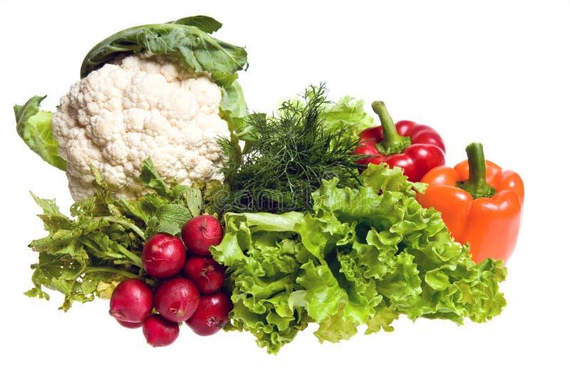 πολλά λαχανικά στοκ φωτογραφία