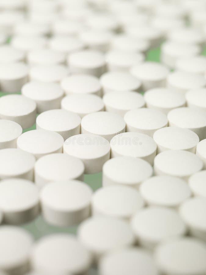 πολλά χάπια στοκ εικόνες