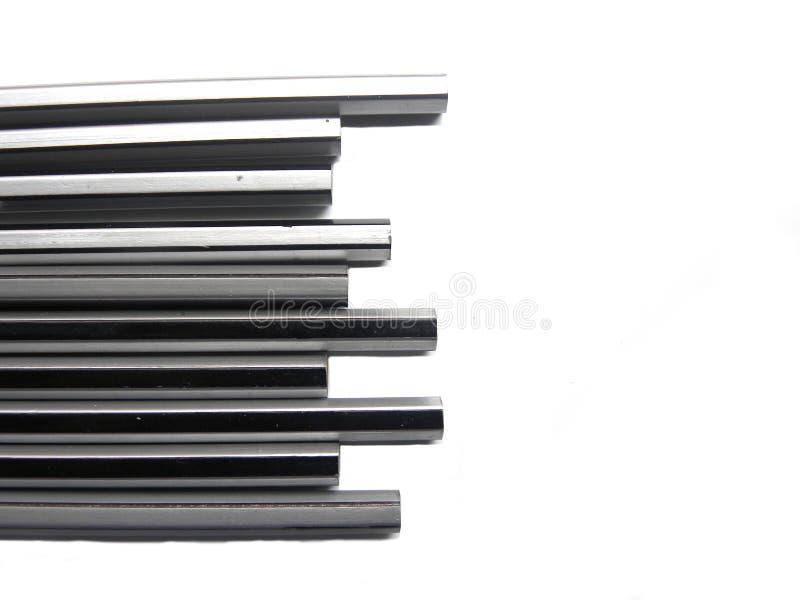 Πολλοί τα μολύβια στοκ φωτογραφία με δικαίωμα ελεύθερης χρήσης