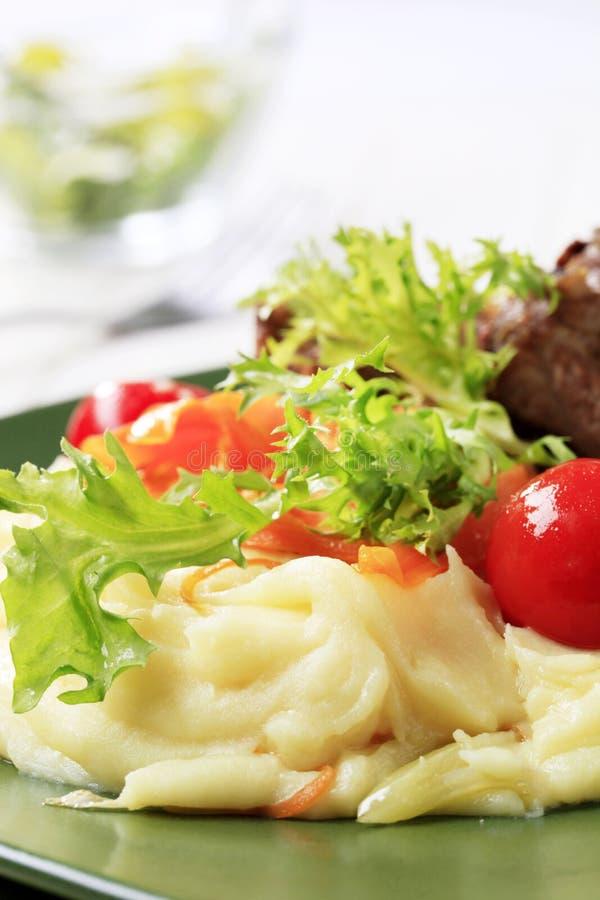 Download πολτοποιηίδα πατάτα στοκ εικόνες. εικόνα από closeup - 22785360