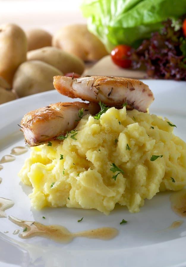 πολτοποιηίδα πατάτα στοκ φωτογραφίες με δικαίωμα ελεύθερης χρήσης