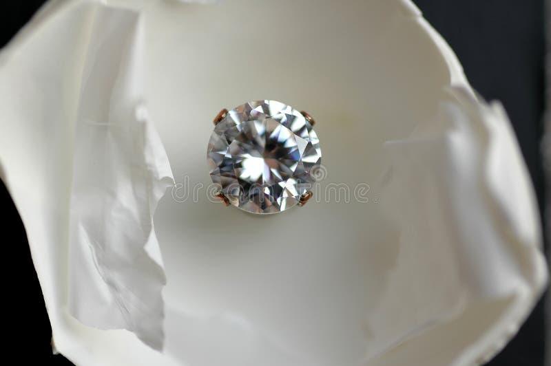 πολυτέλεια διαμαντιών στοκ φωτογραφία με δικαίωμα ελεύθερης χρήσης