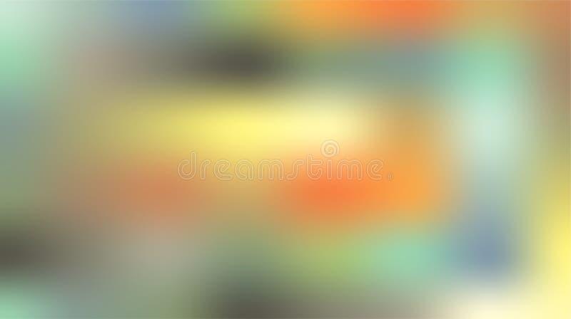 Πολυ απεικόνιση υποβάθρου χρώματος θολωμένη τόνος αφηρημένη ελεύθερη απεικόνιση δικαιώματος