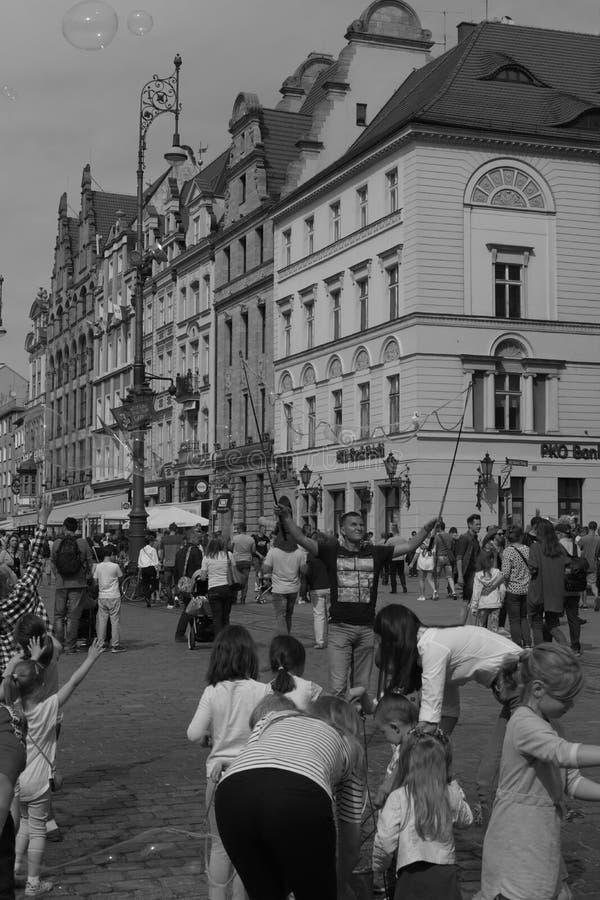Πολωνία, αρχείο WrocÅ 'aw 2018 Guiness κιθάρων WrocÅ 'aw 2018 στοκ φωτογραφία
