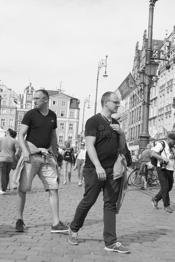 Πολωνία, αρχείο WrocÅ 'aw 2018 Guiness κιθάρων WrocÅ 'aw 2018 στοκ εικόνες