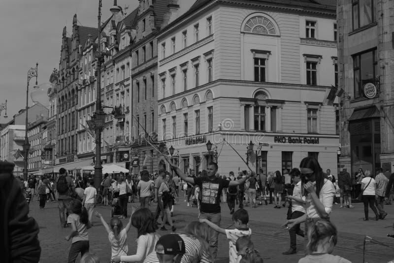 Πολωνία, αρχείο WrocÅ 'aw 2018 Guiness κιθάρων WrocÅ 'aw 2018 στοκ φωτογραφίες με δικαίωμα ελεύθερης χρήσης