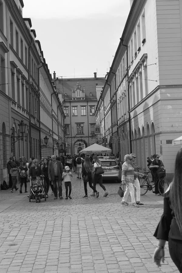 Πολωνία, αρχείο WrocÅ 'aw 2018 Guiness κιθάρων WrocÅ 'aw 2018 στοκ φωτογραφία με δικαίωμα ελεύθερης χρήσης
