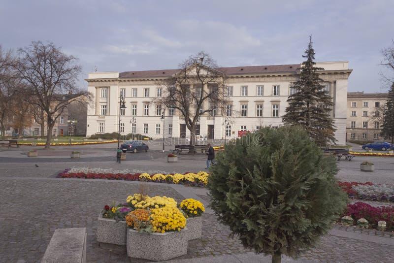 Πολωνία, Ράντομ, παλάτι Sandomierski στοκ φωτογραφία με δικαίωμα ελεύθερης χρήσης
