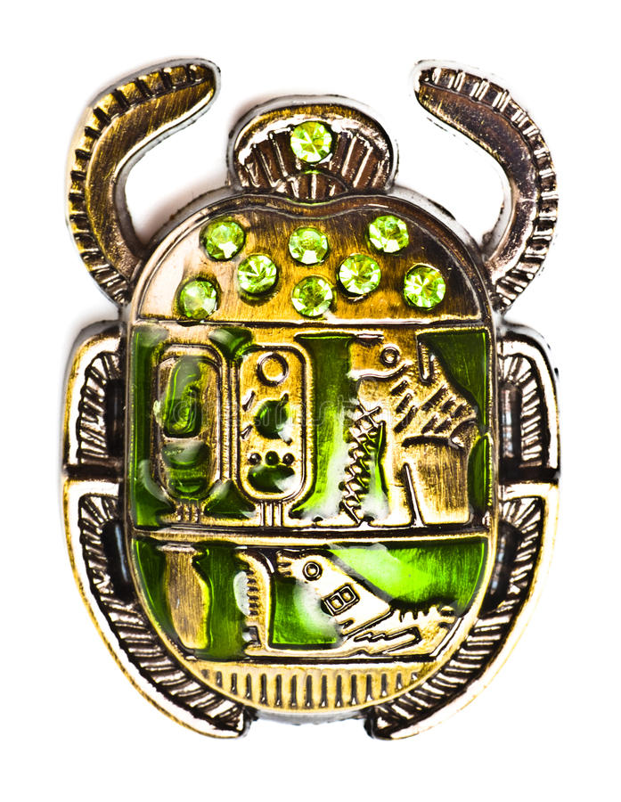 πολύτιμοι λίθοι scarab στοκ εικόνες