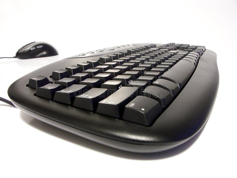 Download ποντίκι πληκτρολογίων στοκ εικόνα. εικόνα από σύγχρονος - 376591