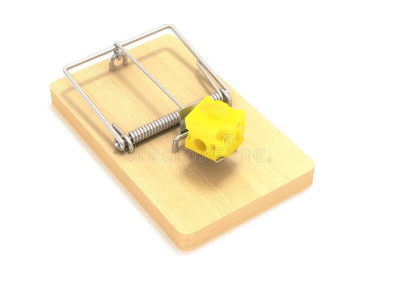 ποντικοπαγήδα στοκ εικόνες με δικαίωμα ελεύθερης χρήσης