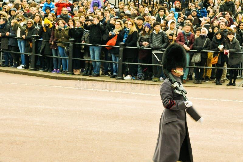Πορεία φρουρών στοκ εικόνα με δικαίωμα ελεύθερης χρήσης