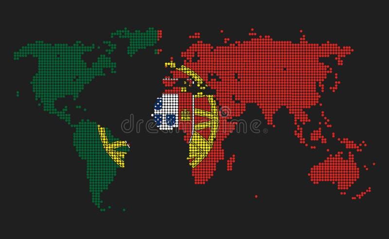 Πορτογαλία ελεύθερη απεικόνιση δικαιώματος