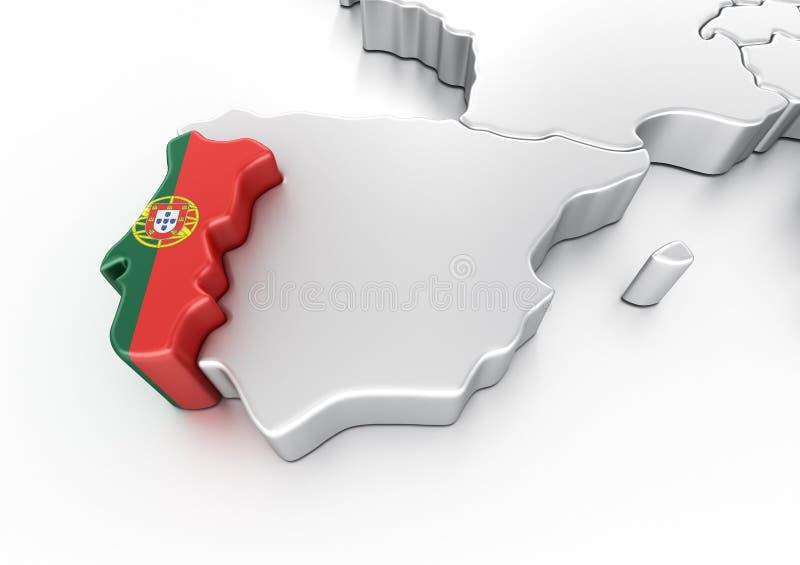 Πορτογαλία απεικόνιση αποθεμάτων