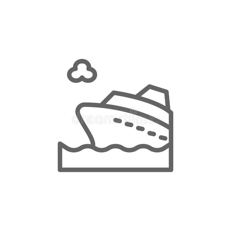 Πορτογαλία, yatch εικονίδιο Στοιχείο του εικονιδίου της Πορτογαλίας r r απεικόνιση αποθεμάτων