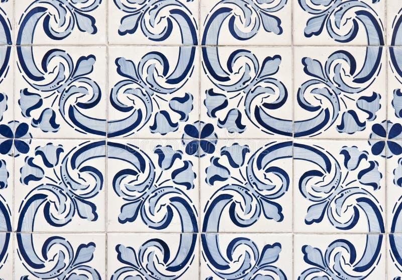 Πορτογαλικά κεραμίδια στοκ εικόνα