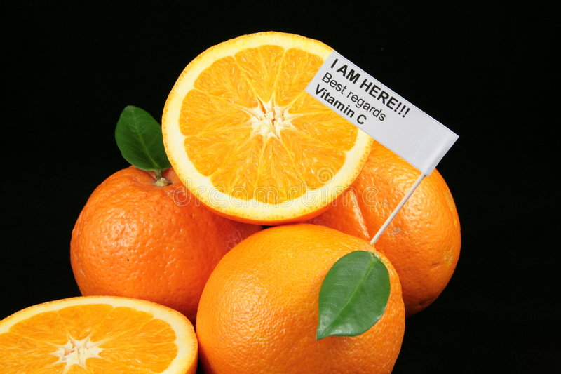 πορτοκάλια επιστολών στοκ φωτογραφίες με δικαίωμα ελεύθερης χρήσης