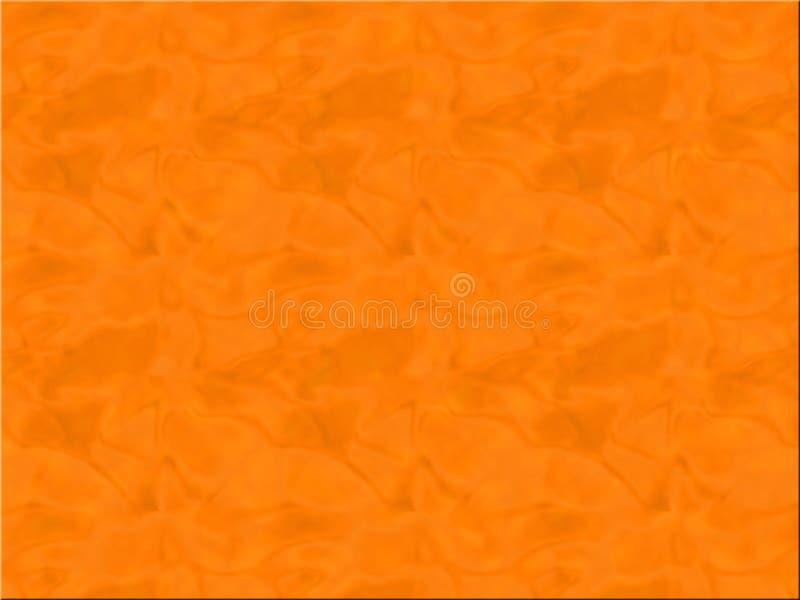πορτοκάλι ανασκόπησης ελεύθερη απεικόνιση δικαιώματος