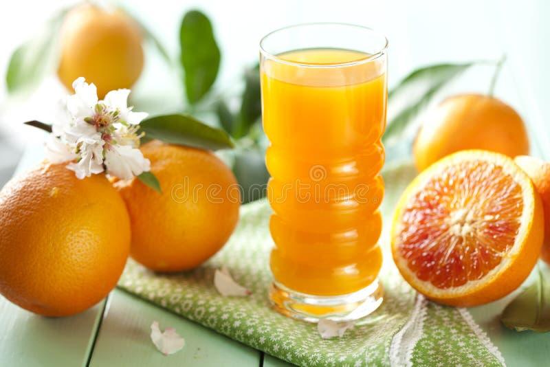 πορτοκάλι χυμού στοκ φωτογραφία με δικαίωμα ελεύθερης χρήσης