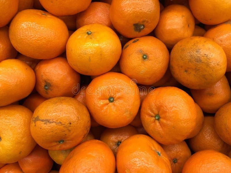 Πορτοκάλια στην υπεραγορά στοκ φωτογραφία με δικαίωμα ελεύθερης χρήσης