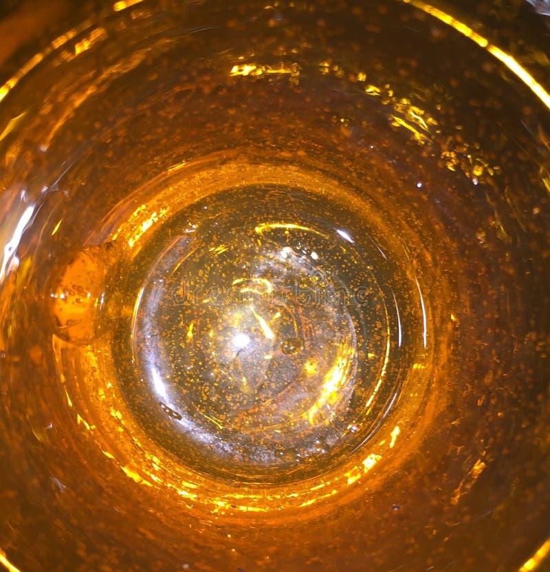 πορτοκάλι γυαλιού στοκ φωτογραφία με δικαίωμα ελεύθερης χρήσης