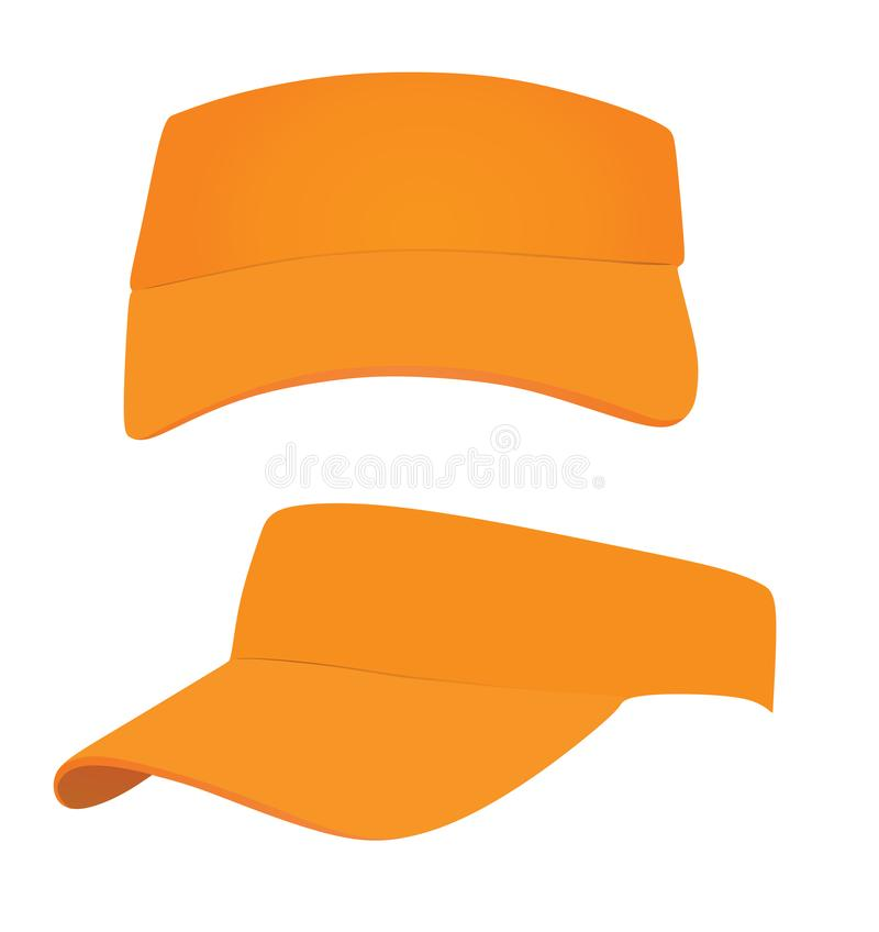 Πορτοκαλί γείσο ΚΑΠ απεικόνιση αποθεμάτων