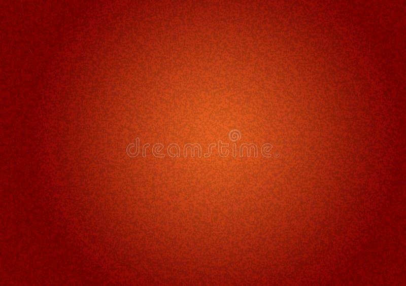 Πορτοκαλί κατασκευασμένο υπόβαθρο με την κλίση στοκ φωτογραφίες