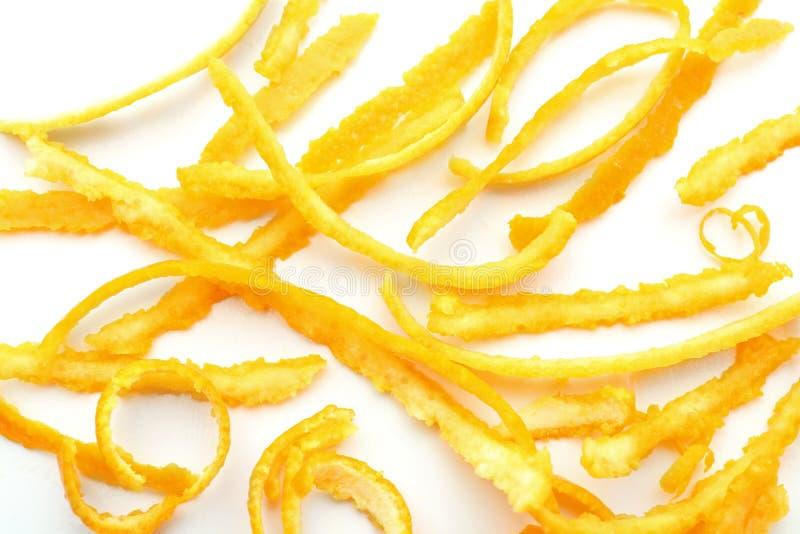 Πορτοκαλιά απόλαυση στο άσπρο υπόβαθρο στοκ φωτογραφίες με δικαίωμα ελεύθερης χρήσης