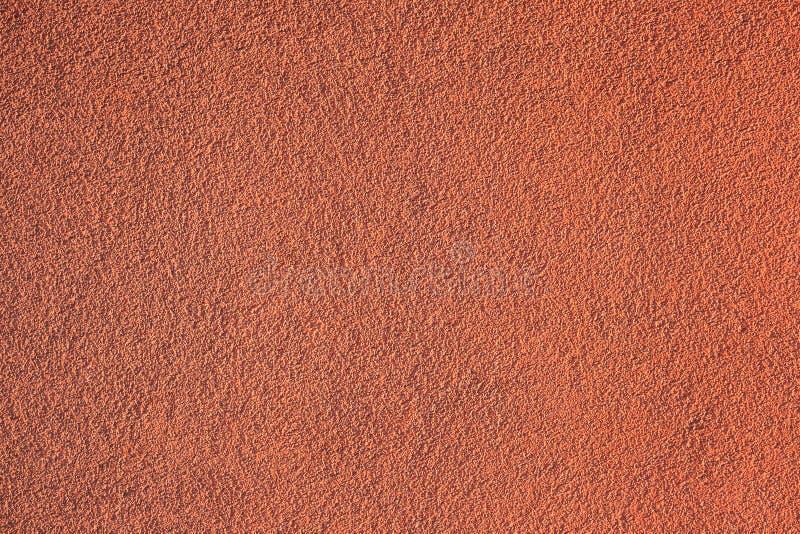 Πορτοκαλί εξωτερικό λεπτό ασβεστοκονίαμα στοκ εικόνα