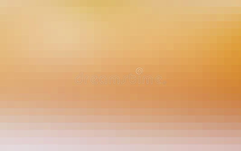 Πορτοκαλί υπόβαθρο μωσαϊκών στοκ φωτογραφίες
