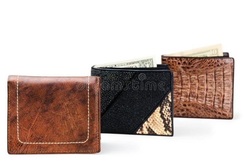 πορτοφόλια στοκ φωτογραφία με δικαίωμα ελεύθερης χρήσης