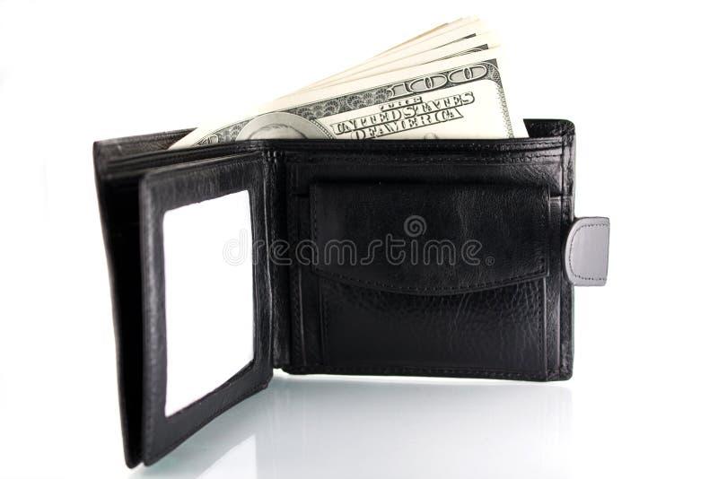 Download πορτοφόλι χρημάτων στοκ εικόνα. εικόνα από αγορά, δολάρια - 13183729