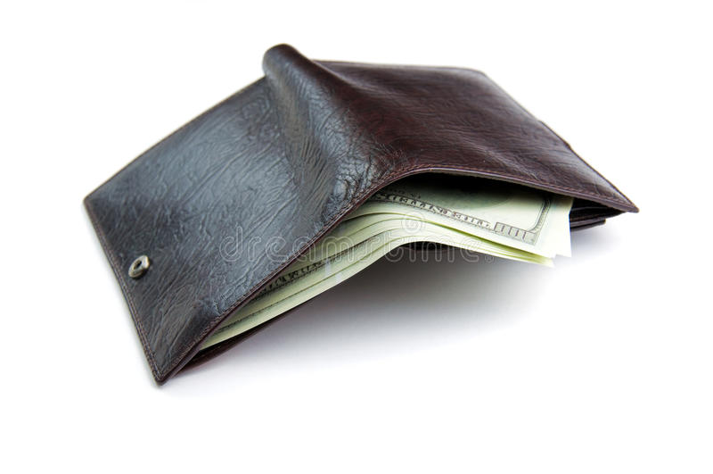 πορτοφόλι στοκ εικόνες με δικαίωμα ελεύθερης χρήσης
