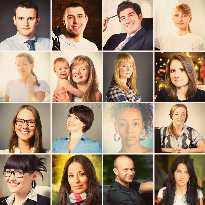Πορτρέτα ανθρώπων στοκ φωτογραφίες με δικαίωμα ελεύθερης χρήσης