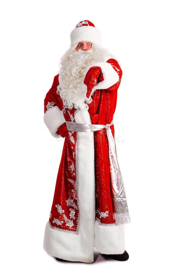 Πορτρέτο Άγιου Βασίλη στοκ εικόνα με δικαίωμα ελεύθερης χρήσης