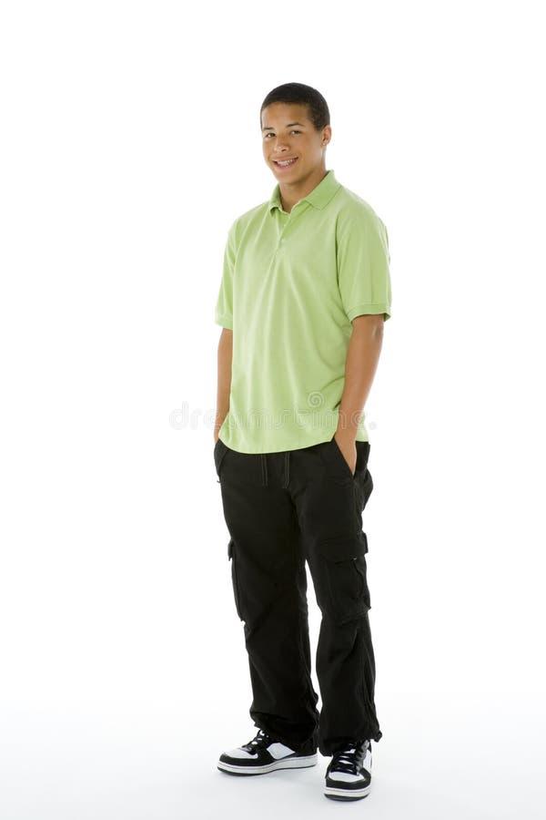 πορτρέτο αγοριών εφηβικό στοκ φωτογραφία με δικαίωμα ελεύθερης χρήσης