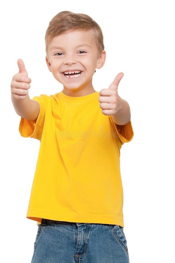πορτρέτο αγοριών στοκ εικόνα με δικαίωμα ελεύθερης χρήσης