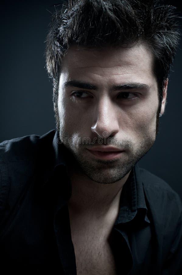 πορτρέτο ατόμων μοντέρνο στοκ φωτογραφία με δικαίωμα ελεύθερης χρήσης