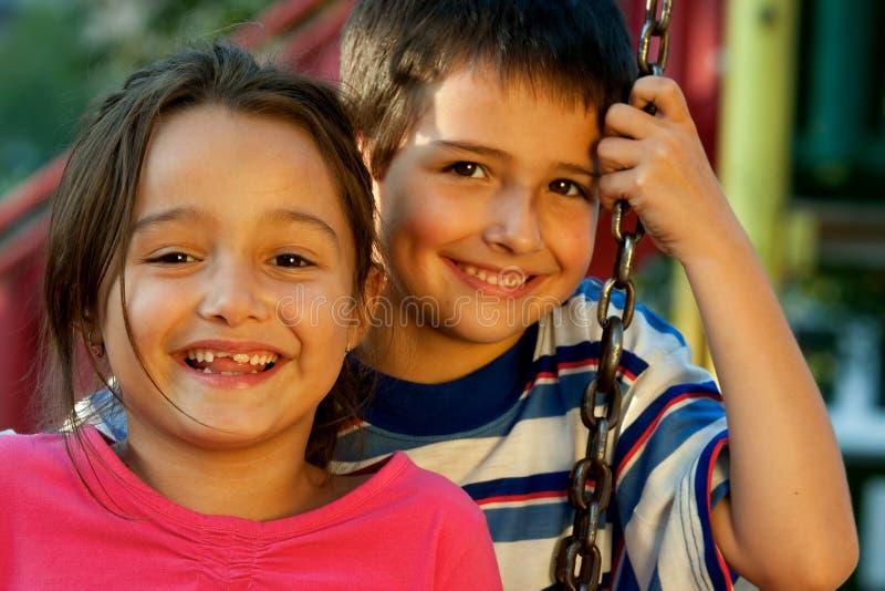 πορτρέτο γέλιου παιδιών στοκ φωτογραφίες με δικαίωμα ελεύθερης χρήσης