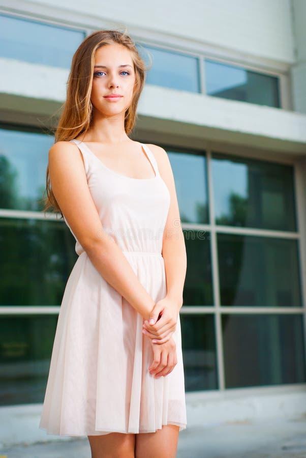 Πορτρέτο ενός έφηβη στοκ φωτογραφίες