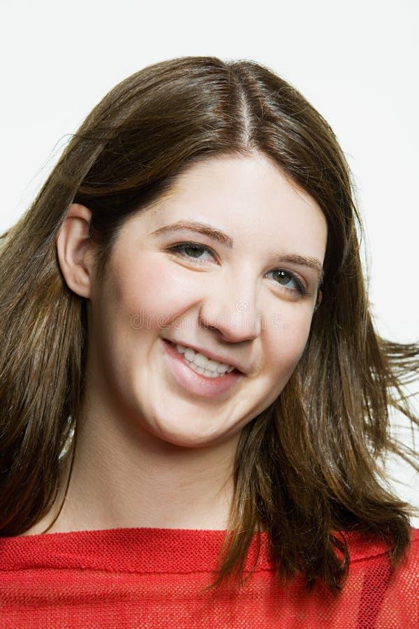 Πορτρέτο ενός έφηβη στοκ εικόνα με δικαίωμα ελεύθερης χρήσης