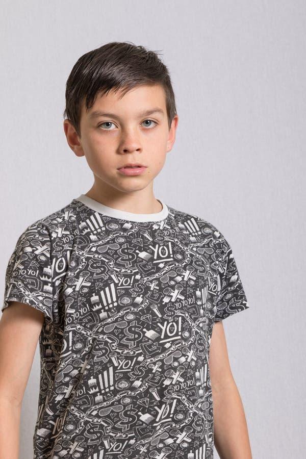 Πορτρέτο ενός αγοριού στοκ φωτογραφία με δικαίωμα ελεύθερης χρήσης
