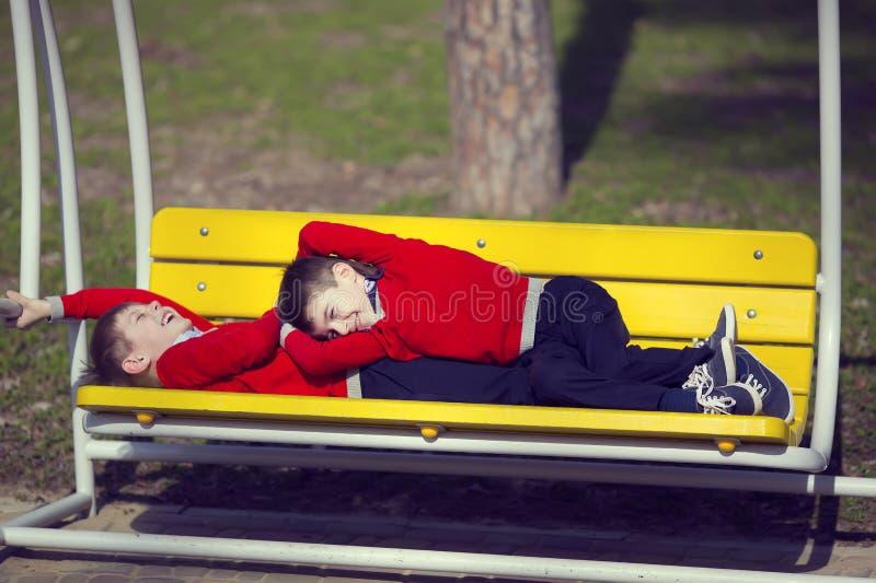 Πορτρέτο ενός αγοριού στοκ εικόνες με δικαίωμα ελεύθερης χρήσης
