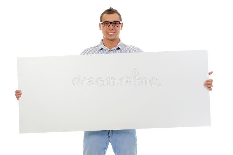 Πορτρέτο ενός όμορφου νεαρού άνδρα στοκ φωτογραφίες με δικαίωμα ελεύθερης χρήσης