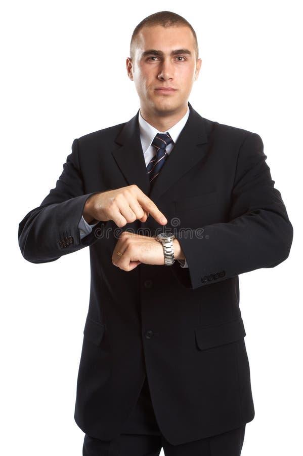 πορτρέτο επιχειρηματιών στοκ φωτογραφίες