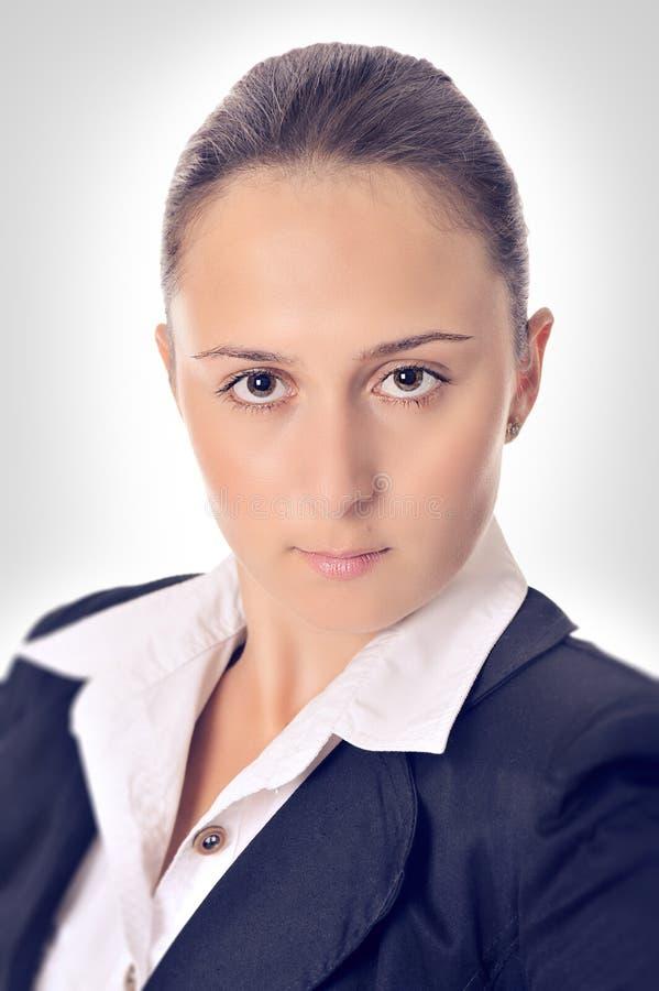 Πορτρέτο επιχειρησιακών γυναικών στοκ φωτογραφία