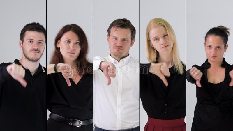 Πορτρέτο επιχειρησιακών ομάδων στοκ φωτογραφία